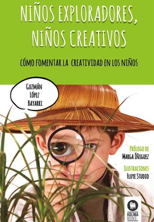 Libro de creatividad en los niños de Guzman Lopez