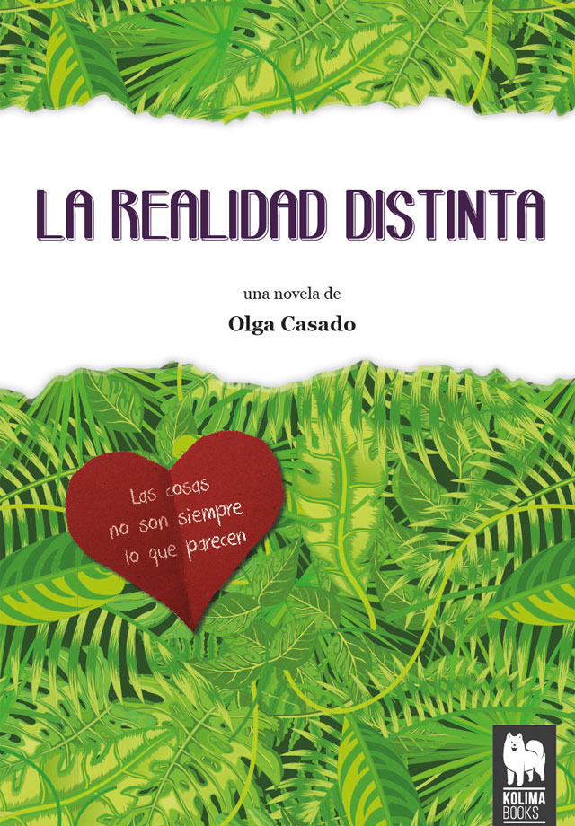 La realidad distinta de Olga Casado