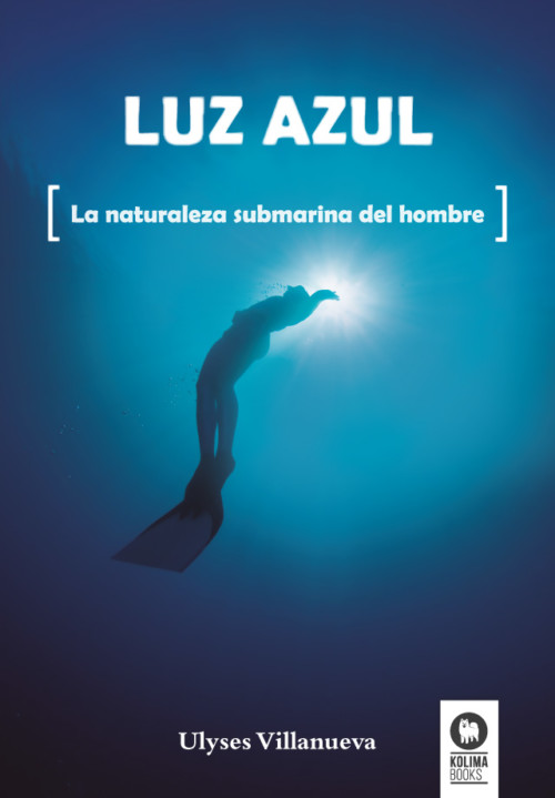 Libro Luz Azul de Ulyses Villanueva