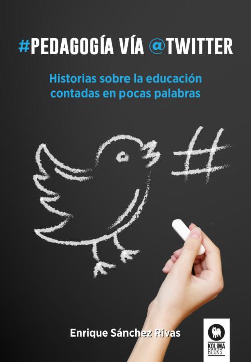 Libro Pedagogia via twitter