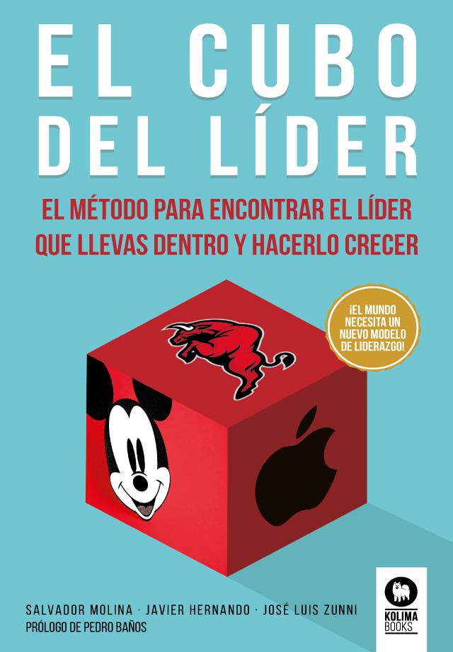 Libro El cubo del líder ISBN 9788418263262