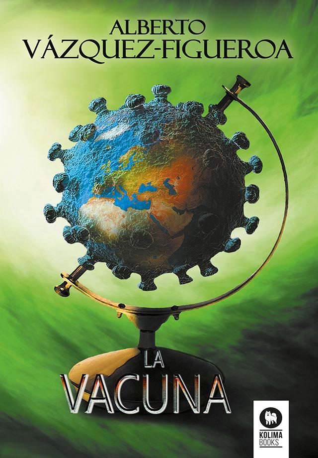 Nuevo libro Alberto Vazquez-Figueroa