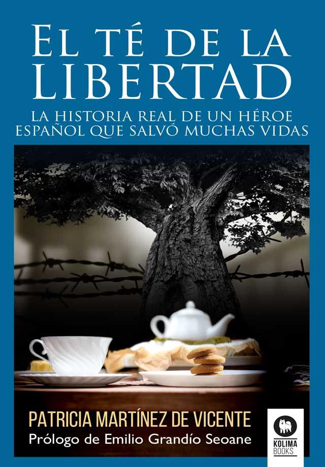 Libro El te de la libertad