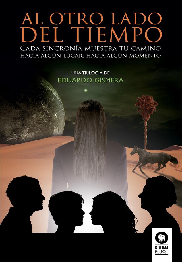 Trilogía novelas Eduardo Gismera